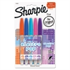 Fine Electro Pop Marker, Fine Point, Assorted, 5/Pack