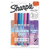 Ultra Fine Electro Pop Marker, Assorted Colors, 5/Pack