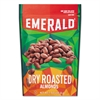 Emerald Dry Roasted Almonds, 5 oz Pack, 6/Carton