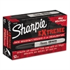 Sharpie Extreme Marker, Fine Point, Black, Dozen