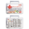 All-Purpose First Aid Kit, 125-Pieces, Plastic Case