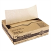 Interfolded Lightweight Dry Waxed Sheets, 10 3/4 x 7 1/2, 500/Box, 12 Bx/Carton