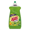 Dish Detergent, Lime Scent, 52 oz Bottle, 6/Carton