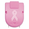 Breast Cancer Awareness Wall Clips for Fabric Panels, Pink, 10/Box