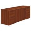 10700 Series Credenza w/Doors, 72w x 24d x 29 1/2h, Cognac