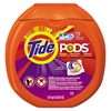 Tide Detergent Pods, Spring Meadow Sent, 72 Pods/Pack, 4 Packs/Carton