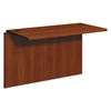 HON 10700 Series Bridge, 47w x 24d x 29 1/2h, Cognac