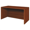 10700 Series Desk Shell, 60w x 30d x 29 1/2h, Cognac