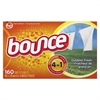 Bounce Fabric Softener Sheets, 160 Sheets/Box