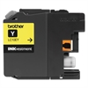 Brother LC10EY INKvestment Super High-Yield Ink, Yellow