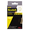 "Scotch Super Duty Fasteners, 1"" x 4 ft., Clear"