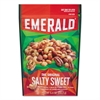Emerald Snack Nuts, Salty Sweet Mix, 5.5 oz Bag, 6/Carton