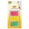 "Arrow Message 1"" Prioritization Page Flags, ""TO DO"", Red/Yellow/Green, 60/Pack"