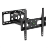 "Tripp Lite Wall Mount, Full Motion, Steel/Aluminum, 26"" to 55"", Black"