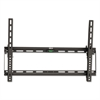 "Wall Mount, Tilt, Steel/Aluminum, 32"" to 70"", Black"