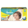 Pampers Swaddlers Diapers, Size 6: 35 to 43 lbs, 100/Carton