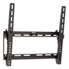 "Wall Mount, Tilt, Steel/Aluminum, 26"" to 55"", Black"