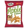 Sensible Portions Apple Straws, Apple Cinnamon, 1 oz Bag
