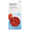 Tazo Iced Tea Concentrate, Iced Passion, 32 oz Tetra Pak, 6/Carton