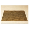 Office Settings Placemats, 17 x 12, Camel, 12/Box