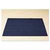Office Settings Placemats, 17 x 12, Blue, 12/Box