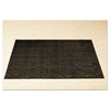 Office Settings Placemats, 17 x 12, Black, 12/Box