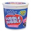 Dubble Bubble Bubble Gum, Original Pink, 300/Tub