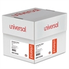Universal Computer Paper, 3-Part Carbonless, 15lb, 9-1/2 x 11, White, 1100 Sheets