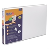 "Stride QuickFit Ledger D-Ring View Binder, 1"" Capacity, 11 x 17, White"