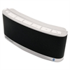 Spracht blunote 2 Portable Wireless Bluetooth Speaker, Black/Silver