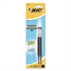 BIC Refill for Gel Roller Ball, Medium, Black Ink, 2/Pack