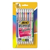BIC Xtra-Sparkle Mechanical Pencil, 0.7mm, Assorted, 24/Pack