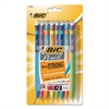 BIC Xtra-Strong Mechanical Pencil, 0.9mm, Assorted, 24/Pack