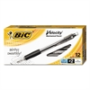 BIC Velocity Original Mechanical Pencil, .5mm, Black