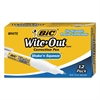 Wite-Out Shake 'n Squeeze Correction Pen, 8 ml, White
