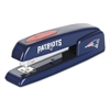 747 NFL Full Strip Stapler, 25-Sheet Capacity, Patriots