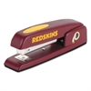 747 NFL Full Strip Stapler, 25-Sheet Capacity, Redskins