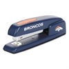 747 NFL Full Strip Stapler, 25-Sheet Capacity, Broncos