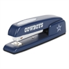 747 NFL Full Strip Stapler, 25-Sheet Capacity, Cowboys
