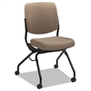 Perpetual Series Mobile Nesting Chair, Morel Upholstery