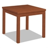 Laminate Occasional Table, Square, 24w x 24d x 20h, Cognac