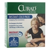 Curad Instant Cold Pack, 2/Box