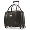 Samsonite Women's Rolling Mobile Office, 16 1/2 x 8 x 13 1/2, Black