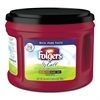Folgers Coffee, Half Caff, 25.4 oz Canister, 6/Carton