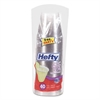 Hefty Crystal Clear Plastic Party Cups, 9 oz, Clear, 40/Pack, 12 Pack/Carton