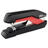 Rapid Supreme Omnipress SO60 Heavy-Duty Full Strip Stapler, 60-Sheet Cap., Black/Red