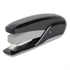 Swingline QuickTouch Reduced Effort Compact Stapler, 20-Sheet Capacity, Black/Gray