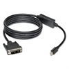 DisplayPort Cable, DVI, Black