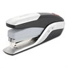 QuickTouch Reduced Effort Full Strip Stapler, 28-Sheet Capacity, Black/Silver