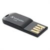 Verbatim Store 'n' Go Micro USB 2.0 Drive, 8GB, Black